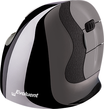 Evoluent VerticalMouse D Medium Wireless
